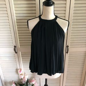 NWT American Eagle Black Tank Top Small